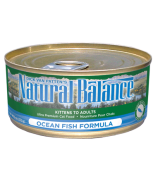 Natural Balance Ocean Fish Canned Cat Formula 5.5 oz