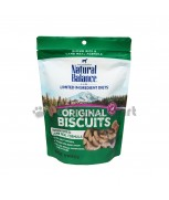 Natural Balance L.I.T. Limited Ingredient Treats® Brown Rice & Lamb Meal Formula Small breed 8 oz