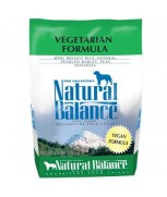 Natural Balance Vegetarian Dry Dog Formula 28lbs