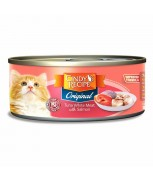 Cindy's Recipe Original Tuna with Salmon Canned Cat Formula 80gm