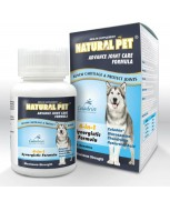 Natural Pet Advance Joint Care Formula Tablet (60 chewables)