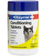 Kitzyme Conditioning Tablets For Cats (100 Tablets)