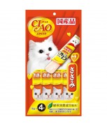 Ciao Stick Chicken 15gm x 4