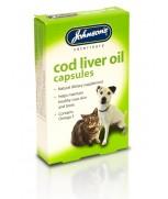 Johnson's Cod Liver Oil 40 Capsules