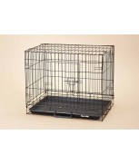 "Pet Cage 304 24"" x 17"" x 20"" H"