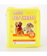 Niho Pet Sheet 45cm x 60cm 50pcs