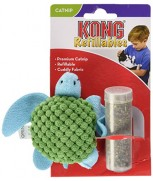 KONG Turtle + Refillables Catnip Toys