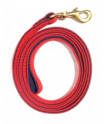 AM Nylon Leash 3 layer RED 25mm x 62 inch