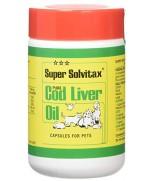 Super Solvitax Cod Liver Oil Capsule 40g (90 caps)