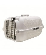 Hagen Catit Voyageur Cat Carrier - White Tiger 56.5 cm x 37.6 cm x 30.8 cm