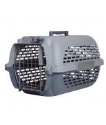 Hagen Dogit Voyageur Dog Carrier - Gray/Gray - XLarge - 68.4 cm x 47.6 cm x 43.8 cm